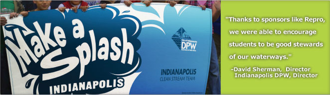 Make a Splash with DPW & Clean Stream Team